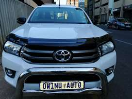 Used Toyota Hilux 2.4GD-6