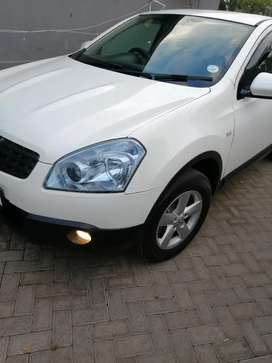 Nissan qashqai 1,6 2009 in very good condition