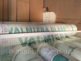 Профиль оконный примыкания белый с манжетой и сеткой (6мм)