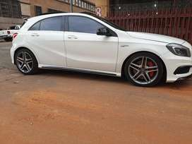 2014 Mercedes Benz A45 4matic