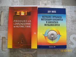 Książki Politechnika Częstochowska Recyklin i utylizacja