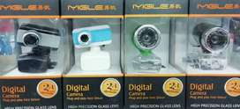 WEBCAM LATEST TECH BUILT IN MIC,PLUG N PLAY R450,OO OVERPORT