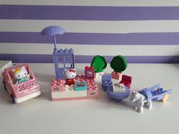 Lego Duplo Hello Kitty kawiarnia