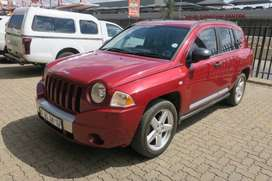 2009 JEEP CMPASS 2.4 L MANUAL PETROL