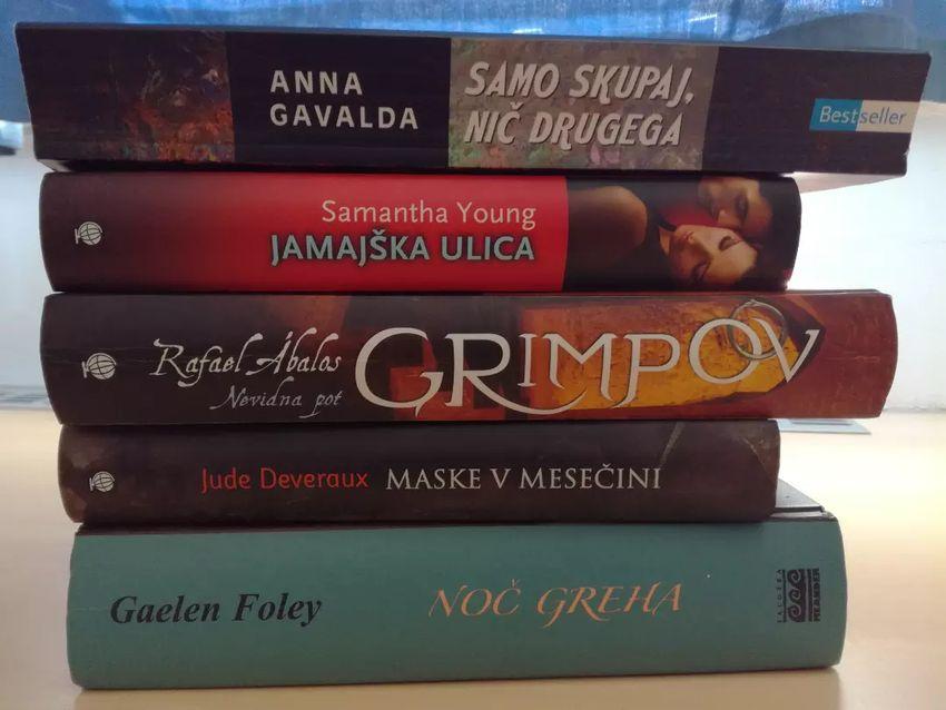Knjige po 10eur 0