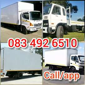 TRUSKS AND BAKKIES FOR HIRE