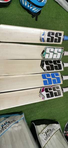 Brand. New SS cricket bats for sale