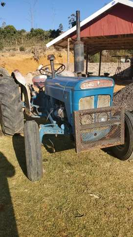 Fordsin tractor