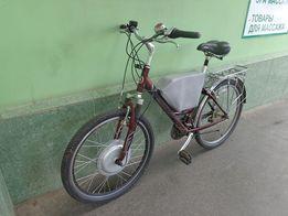 Электровелосипед соберу под заказ, отремонтирую электро велосипед