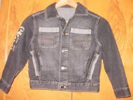 """Продам джинсовую курточку """"Глория Джинс"""" на мальчика"""