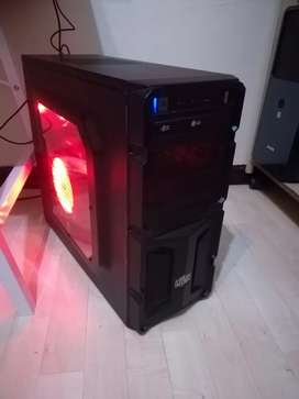Core i5 6th gen gaming pc, 12gb ram, RX560 4gb gpu