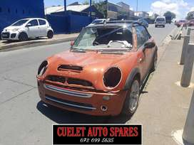 Mini Cooper (Stripping for parts)