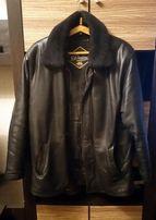 Шкіряна куртка осінь-зима. Мужская куртка осень-зима.