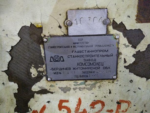 Револьверный станок 1К341, 1341. Белая Церковь - изображение 4