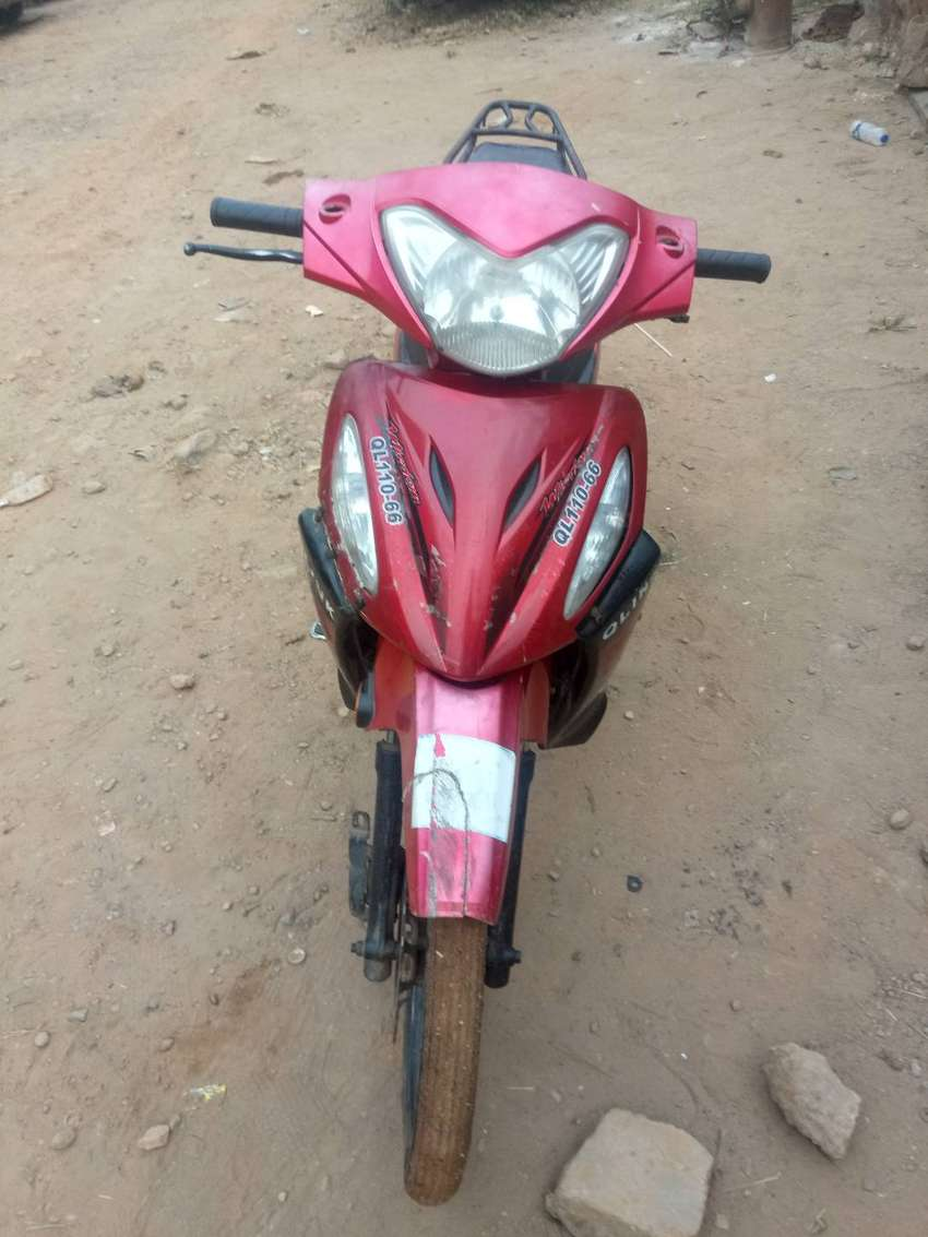 Qlink Motorcycle For Sale 0