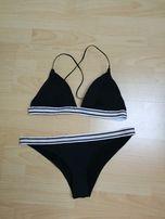 H&M Sportowy strój bikini czarny
