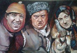 Портреты по фото на заказ в Харькове