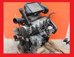 SILNIK KOMPLETNY z osprzętem VW T4 2.5TDI ACV gwarancja wysyłka