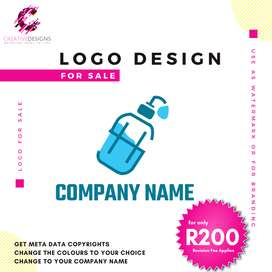 Cleaning Logo For Sale