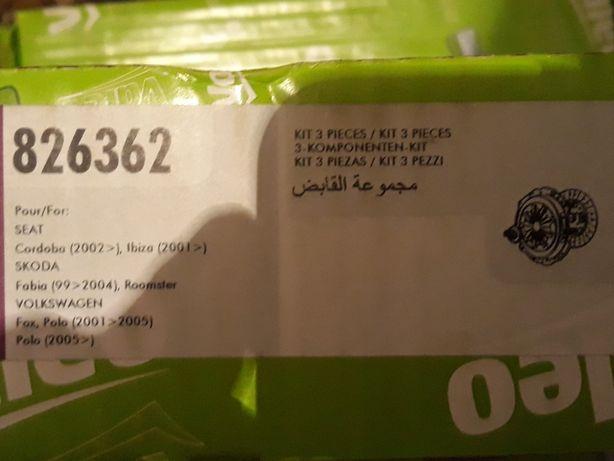 Комплект щеплення Valeo артикуль 826362