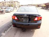 Clean Toyota Corolla LE 2009 Newly Imported 0
