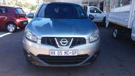 2014 Nissan Qasqai 1.6 Engine Capacity with Manuel Transmission, Trans