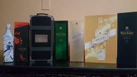 Johnnie Walker Whiskey Collection