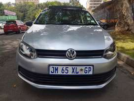 2019 VW Polo Vivo 1.4 Comfortline with Sunroof