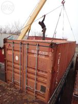Доставка: ВСЯ Украина! Контейнер морской 40 футов. Выбор! Всё дешево=>