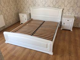 Кровать деревянная Торино Волна 1600/2000.