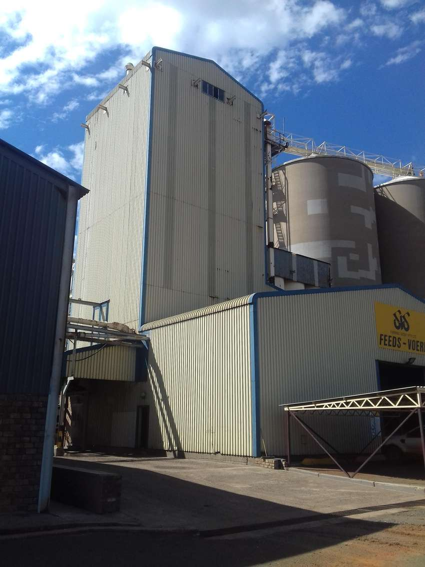FEED FACTORY FOR SALE 0