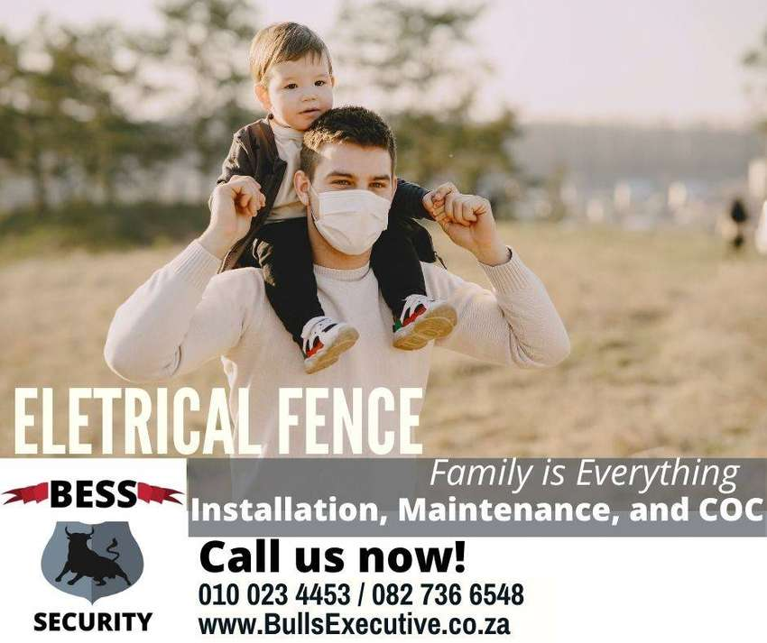 Electric Fence Installation, Maintenance, and COC