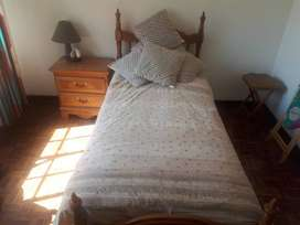 Three quarter bed for sale