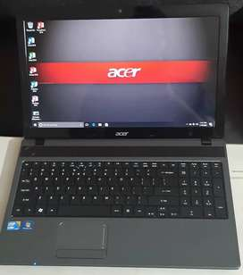 Spotless Acer dual core i3 laptop for only R1900!