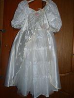 Платье нарядное выпускное рост 116-122