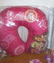Poduszka Barbie.Gratis piesek plus bransoletka.