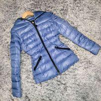 Жіноча зимова пухова куртка