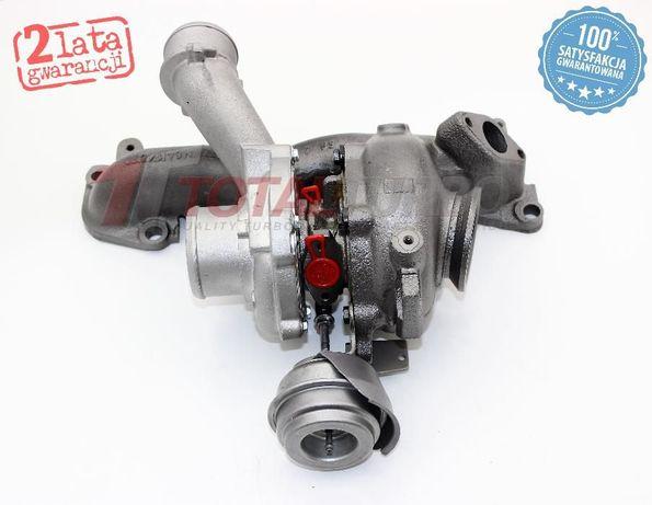 Turbosprężarka turbina Fiat Croma II 1.9 JTD Saab 9-3 II 1.9 TiD Rzeszów - image 3