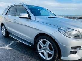 2014 Mercedes Benz ML 350 CDi AMG V6 BE