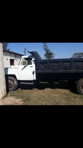 8 ton white tipper truck for sale
