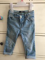 Mango jeansy 92