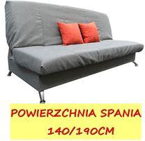 Wielka Duża wersalka Sofa kanapa spanie 140/190cm !