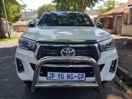 2018 Toyota Hilux 2.8 GD-6 Raider Automatic Double cab