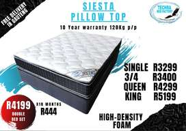 Beds direct from our Factory