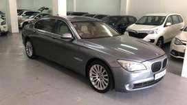 2009 BMW 7 Series 750li Innovation Auto (F02)