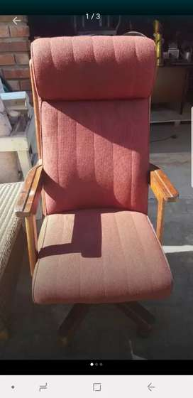 Vintage Executive office chair available
