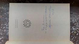 Książka - Autograf dedykacja Wojciecha Żukrowskiego dla Jana Gerharda