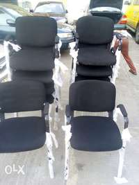 Modern unique visitor's office chair 0