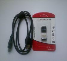 Card Reader MicroSD кабель - удлинитель USB картридер