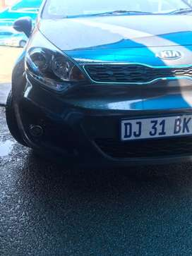 Kia Rio Tec 1.4 with Sunroof